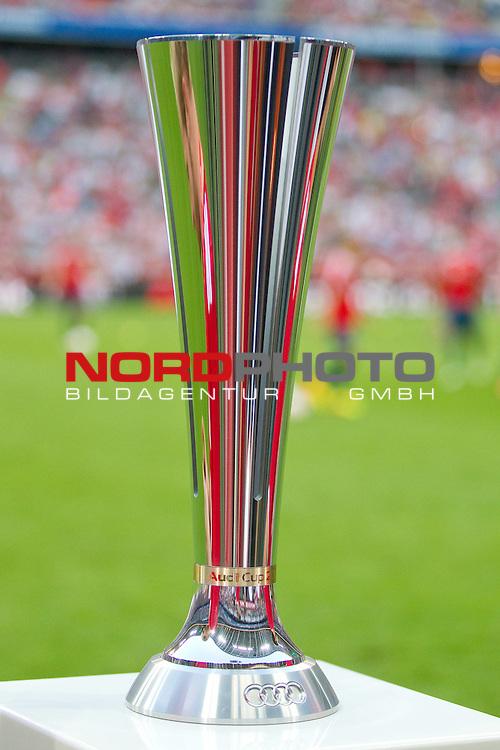 31.07.2013, Allianz Arena, Muenchen, GER, Audi Cup 2013, FC Bayern Muenchen vs FC Sao Paulo, im Bild Der Audi Cup / Foto © nph / Straubmeier