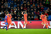 31st October 2017, St Jakob-Park, Basel, Switzerland; UEFA Champions League, FC Basel versus CSKA Moscow; Pontus Wernbloom of CSKA Moscow celebrates scoring his goal in the 79th minute to make it 2-1