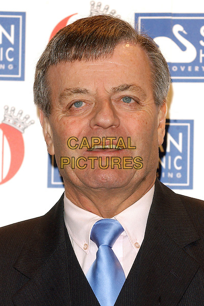 TONY BLACKBURN.The Oldie of the Year Awards, London, UK.   .March 21st, 2006. .Ref: BEL.headshot portrait .www.capitalpictures.com.sales@capitalpictures.com.© Capital Pictures.