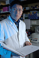 Dr. Guan Yi, virologist and avian flu expert who is currently working as a microbiology associate professor at the University of Hong Kong (HKU) studying the Avian flu H5NI virus that is believed to be mutating and will be the cause of the next flu pandemic.