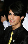 "HOLLYWOOD, CA. - February 24: Musician Joe Jonas of The Jonas Brothers arrives at the Los Angeles premiere of ""Jonas Brothers: The 3D Concert Experience"" at the El Capitan Theatre on February 24, 2009 in Los Angeles, California."
