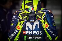 VALENTINO ROSSI - ITALIAN - MOVISTAR YAMAHA MotoGP - YAMAHA<br /> Valencia 17-11-2018 <br /> Moto Gp Spagna<br /> Foto Vincent Guignet / Panoramic / Insidefoto