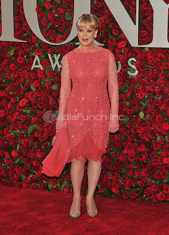 NEW YORK, NY - JUNE 12: Candy Spelling at the 70th Annual Tony Awards at The Beacon Theatre on June 12, 2016 in New York City. Credit: John Palmer/MediaPunch