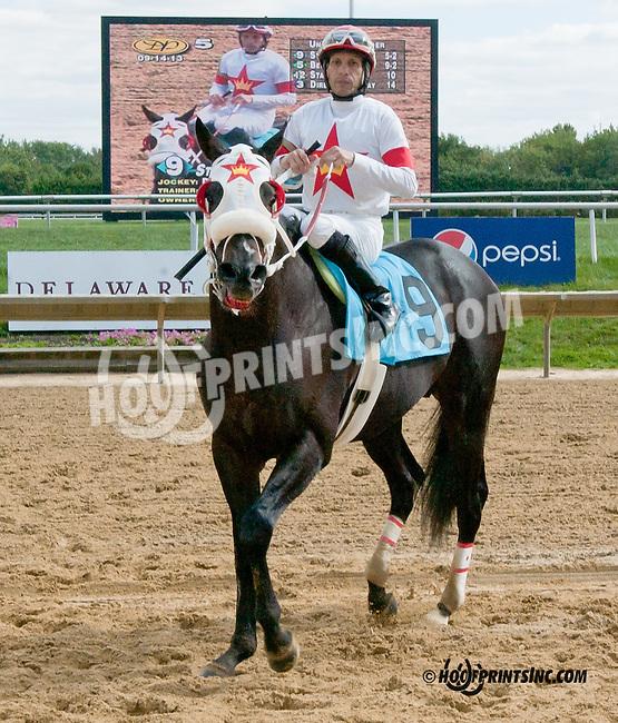 Star Zapper at Delaware Park on 9/14/13