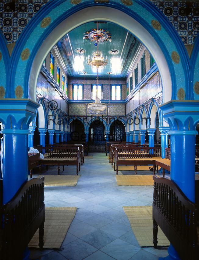 Tunisia, Djerba: Synagogue La El Ghriba (The Wonderful)