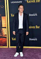 "LOS ANGELES, USA. November 15, 2019: Michael Shannon at the premiere of ""Knives Out"" at the Regency Village Theatre.<br /> Picture: Paul Smith/Featureflash"