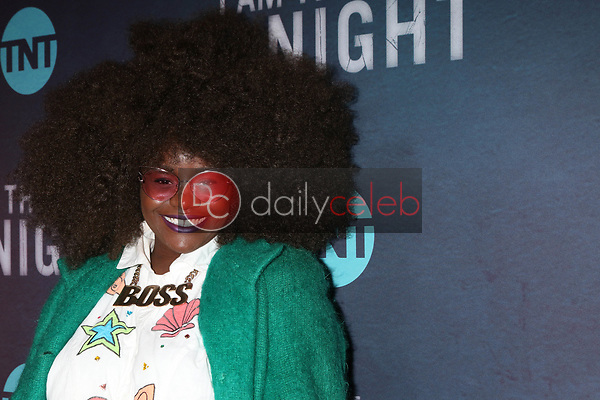 "Shoniqua Shandai<br /> at the ""I Am The Night"" Premiere, Harmony Gold Theater, Los Angeles, CA 01-24-19<br /> David Edwards/DailyCeleb.com 818-249-4998"