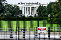 USA, Washington, White House, oval office of US president