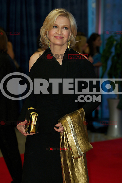 WASHINGTON, DC - APRIL 28:  Diane Sawyer attends the 2012 White House Correspondents Dinner at the Washington Hilton Hotel in Washington, D.C  on April 28, 2012  ( Photo by Chaz Niell/Media Punch Inc.)