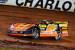 Nov 04, 2009; 7:20:00 PM; Concord, NC, USA; The Topless Showdown presented by Hungry-Man features the cars and stars of the World of Outlaws Late Model Series competing at The Dirt Track @ Lowe's Motor Speedway.  Mandatory Credit: (thesportswire.net)