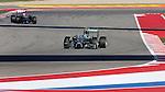 Formula 1 United States Grand Prix 2014, 31.10.-02.11.14<br /> Nico Rosberg(GER#6), Mercedes AMG Petronas F1 Team, Jenson Button (GB#22), McLaren Mercedes<br /> Foto &copy; nordphoto /  Bratic