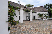 Swellendam is a small town in the Western Cape Province of South Africa. with some fine examples of Cape Dutch architecture.