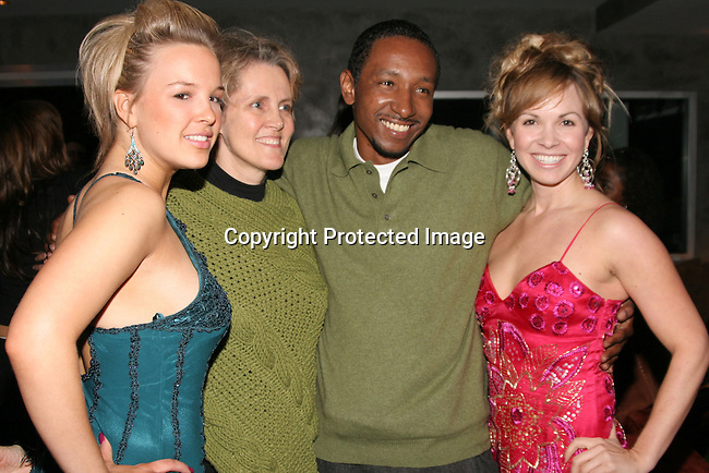 Leena Holland ,  Catherine Goldwyn , Dres , Christina Martin <br />