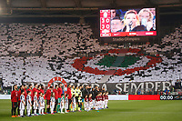 Team before the  Coppa Italia ( Tim Cup) final soccer match,  Ac Milan  - Juventus Fc       at  the Stadio Olimpico in Rome  Italy , 09 May 2018
