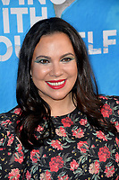 "LOS ANGELES, USA. October 17, 2019: Gloria Calderon Kellett at the premiere of ""Living With Yourself"" at the Arclight Theatre, Hollywood.<br /> Picture: Paul Smith/Featureflash"