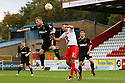 Dannie Bulman of Crawley and Filipe Morais of Stevenage header<br />  - Stevenage v Crawley Town - Sky Bet League 1 - Lamex Stadium, Stevenage - 26th October, 2013<br />  © Kevin Coleman 2013<br />  <br />  <br />  <br />  <br />  <br />  <br />  <br />  <br />  <br />  <br />  <br />  <br />  <br />  <br />  <br />  <br />  <br />  <br />  <br />  <br />  <br />  <br />  <br />  <br />  <br />  <br />  <br />  <br />  <br />  <br />  <br />  <br />  <br />  <br />  <br />  <br />  <br />  <br />  <br />  <br />  <br />  <br />  <br />  <br />  <br />  <br />  <br />  <br />  <br />  <br />  <br />  - Crewe Alexandra v Stevenage - Sky Bet League One - Alexandra Stadium, Gresty Road, Crewe - 22nd October 2013. <br /> © Kevin Coleman 2013