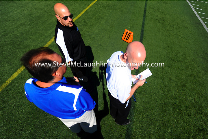 CCSU Football vs. Bently - 9/11/2010