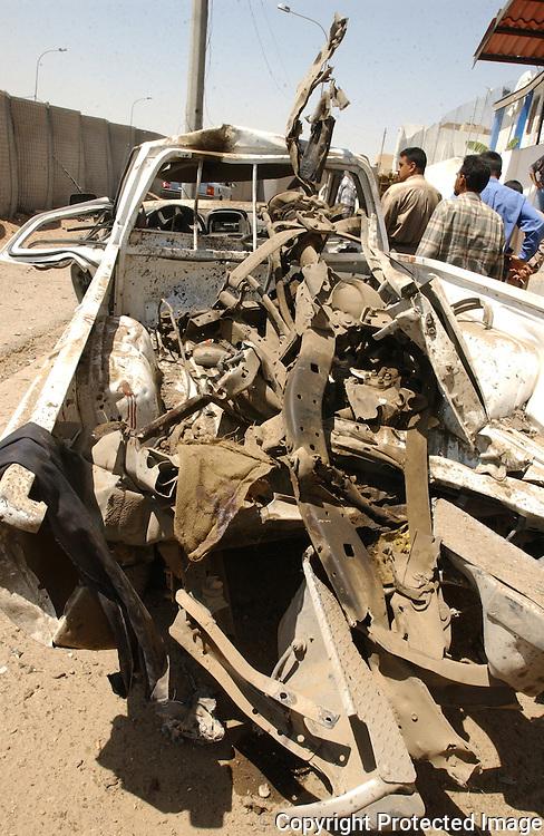 Car Bomb June 24, 2004.