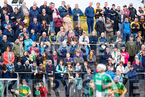 Attendance at  Ballyduff v Lixnaw in the Senior County Hurling Final in Austin Stack Park on Sunday