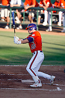 Kyle Parker of the Clemson Tigers playing against the Arizona State Sun Devils in the NCAA Super Regional Tournament won by ASU at Packard Stadium, Tempe, AZ - 06/06/2009.Photo by:  Bill Mitchell/Four Seam Images