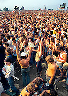 Watkins Glen, New York, July 28 of 1973. More than one million young people gathered into the Watkins Glen Grand Prix Raceway for a single-day festival known as the Summer Jam. Among the performing bands were the Grateful Dead, the Allman Brothers, and the Band. This festival remains the largest rock festival ever in the US.