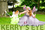 A sprinkle of fairy dust for Hannah O'Connell by Lilly The Lavender Fairy Launches the 2016 Kilflynn Enchanted Fairy Festival on the 25th and 26th June  from 12noon