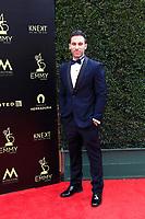 PASADENA - APR 29: Jake Hunter at the 45th Daytime Emmy Awards Gala at the Pasadena Civic Center on April 29, 2018 in Pasadena, California