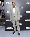 Anthony Mackie at The Paramount Pictures L.A. Premiere of Pain & Gain held at The TCL Chinese Theatre in Hollywood, California on April 22,2013                                                                   Copyright 2013 Hollywood Press Agency