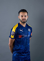 Picture by Allan McKenzie/SWpix.com - 02/04/2018 - Cricket - Yorkshire County Cricket Club Media Day 2018 - Headingley Cricket Ground, Leeds, England - Azeem Rafiq.