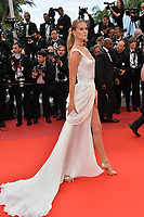 "CANNES, FRANCE. May 19, 2019: Toni Garrn at the gala premiere for ""A Hidden Life"" at the Festival de Cannes.<br /> Picture: Paul Smith / Featureflash"