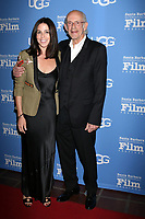 SANTA BARBARA - FEB 3:  Guest, Christopher Lloyd at the 33rd Annual Santa Barbara International Film Festival Virtuosos Award at Arlington Theater on February 3, 2018 in Santa Barbara, CA