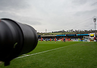Behind the lens during the Sky Bet League 2 match between Wycombe Wanderers and Blackpool at Adams Park, High Wycombe, England on the 11th March 2017. Photo by Liam McAvoy.