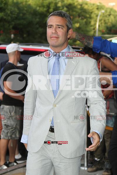 NEW YORK, NY - JULY 25: Andy Cohen at 'The Campaign' New York Premiere at Sunshine Landmark on July 25, 2012 in New York City. ©RW/MediaPunch Inc. /NortePhoto.com<br /> <br /> **SOLO*VENTA*EN*MEXICO**<br />  **CREDITO*OBLIGATORIO** *No*Venta*A*Terceros*<br /> *No*Sale*So*third* ***No*Se*Permite*Hacer Archivo***No*Sale*So*third*©Imagenes*con derechos*de*autor©todos*reservados*.
