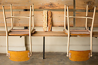 A portrait of Boulted Bread's delicious product in Raleigh, N.C. (Justin Cook)