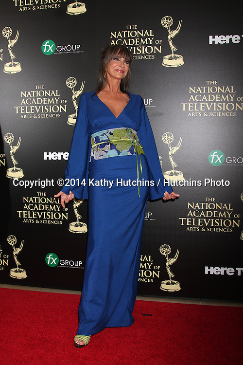 LOS ANGELES - JUN 22:  Jess Walton at the 2014 Daytime Emmy Awards Arrivals at the Beverly Hilton Hotel on June 22, 2014 in Beverly Hills, CA