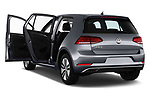 Car images close up view of a 2017 Volkswagen E-Golf SE 5 Door Hatchback doors