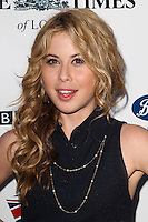LOS ANGELES, CA, USA - APRIL 22: Tara Lipinski at the 8th Annual BritWeek Launch Party on April 22, 2014 in Los Angeles, California, United States. (Photo by Celebrity Monitor)