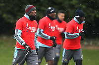 130222 West Ham Utd Training