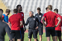 USMNT Training, November 8, 2017