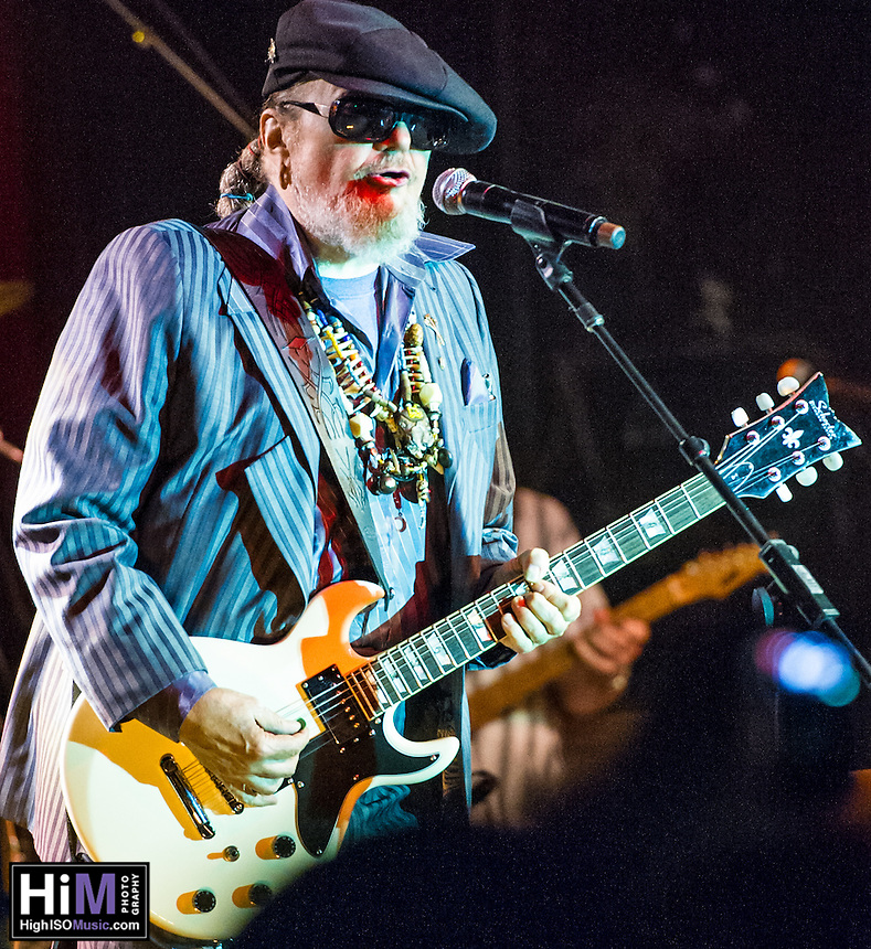 Dr. John playing at SXSW 2012 in Austin, TX.