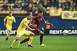 Villarreal CF vs AS Roma during their UEFA Europa League 2016-17 Round of 32 match at the Estadio de la Cerámica on 16 February 2017 in Villarreal, Spain. Photo by Maria Jose Segovia Carmona / Power Sport Images
