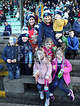 The Kavanagh Family at the Colmcilles V Dunderry,  Meath Intermediate Final Replay at P&aacute;irc Tailteann, Navan.<br /> <br /> <br /> Photo - Jenny Matthews