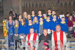 The boys and girls of Ventry National School who were confirmed on Friday in St Mary's Church, Dingle by Bishop Bill Murphy. Pictured here with Fr Eugene Kelly, Bishop Bill Murphy and Canon Tom Looney.   Copyright Kerry's Eye 2008