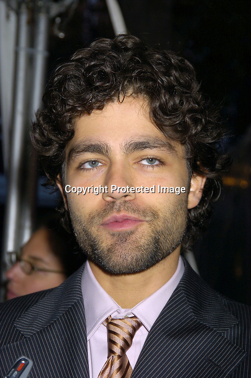 "Adrian Granier..at The New York Season 2 Premier of HBO Television show ""Entourage"" on June 2, 2005  at Lincoln Center. ..Photo by Robin Platzer, Twin Images"