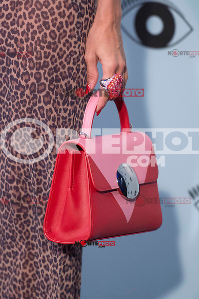 Handbag detail of Miranda Makaroff attends to the photocall of Kenzo Summer Party at Royal Theater in Madrid, Spain September 06, 2017. (ALTERPHOTOS/Borja B.Hojas) /NortePhoto.com