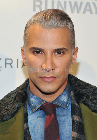 New York,NY-FEBRUARY 11: Jay Manuel attend the BCBGMAXAZRIA Fall 2016 show during New York Fashion Week: The Shows at The Arc, Skylight at Moynihan Station on February 11, 2016 in New York City.Credit: John Palmer/MediaPunch