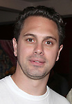 Thomas Sadoski .attending the celebration for Jon Robin Baitz receiving a Caricature on Sardi's Hall of Fame in New York City on 5/31/2012