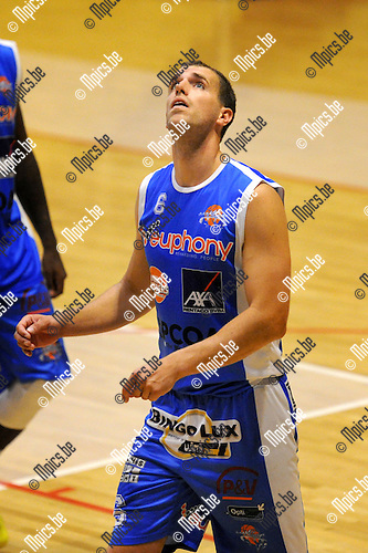 2013-09-10 / Basketbal / seizoen 2013-2014 / Kangoeroes Willebroek / Wim Dobbelaere<br />
