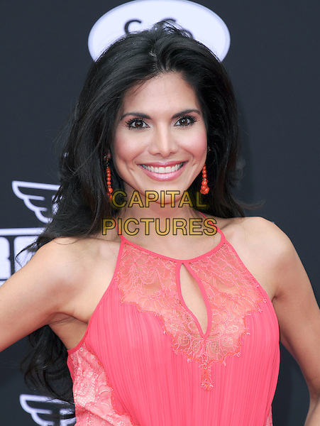 Joyce Giraud<br />  attends The Disney 'Planes: Fire &amp; Rescue' premiere held at The El Capitan Theatre in Hollywood, California on July 15,2014                                                                               <br /> CAP/DVS<br /> &copy;DVS/Capital Pictures