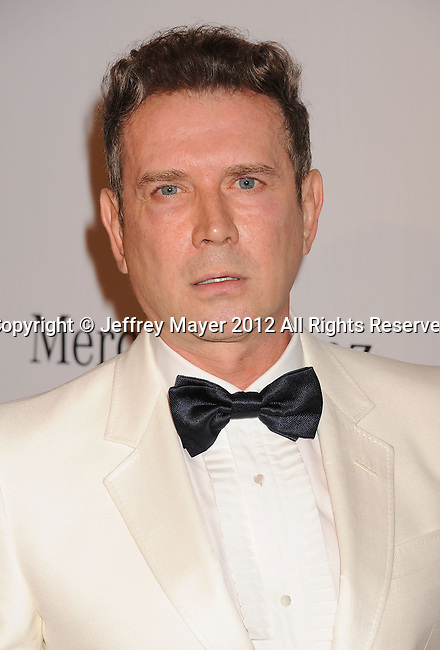 BEVERLY HILLS, CA - OCTOBER 20: Eugene Sadovoy arrives at the 26th Anniversary Carousel Of Hope Ball presented by Mercedes-Benz at The Beverly Hilton Hotel on October 20, 2012 in Beverly Hills, California.